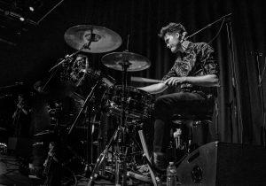 Drumleraar Mees Thijssen